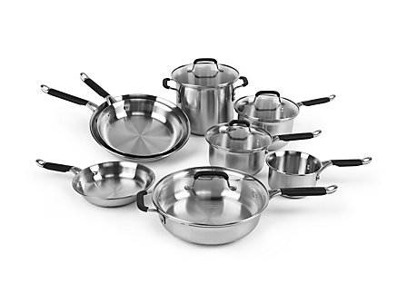 Kitchen Essentials Stainless 12 Piece Set