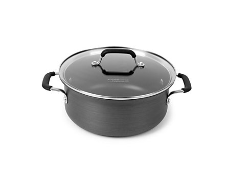Kitchen Essentials Hard Anodized 5 Qt. Dutch Oven