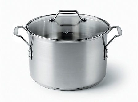 Kitchen Essentials Stainless 8 Qt. Multi Pot