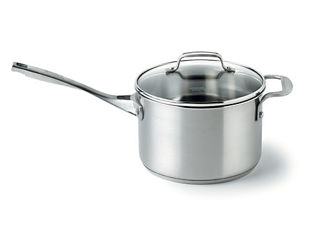 Kitchen Essentials Stainless 4 Qt. Sauce Pan