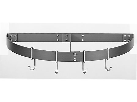 Calphalon 12x24-in. Half Round Wall Rack