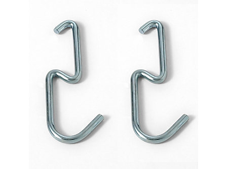 Calphalon Set of 2 Pot Rack Single Hooks