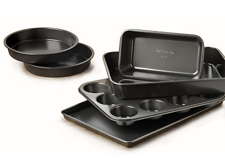 Simply Calphalon Nonstick Bakeware 6-pc. Bakeware Set