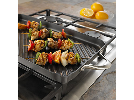 Calphalon Contemporary Nonstick Double Grill Pan