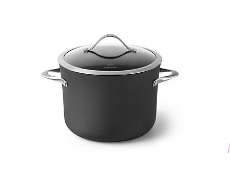 Calphalon Contemporary Nonstick 8-qt. Stock Pot with Cover