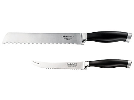 Calphalon Contemporary Cutlery 2-pc. Bread Knife Set