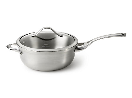 Calphalon Contemporary Stainless 4 Qt. Chef's Pan