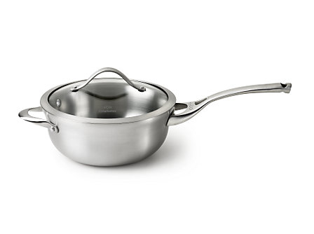 Calphalon Contemporary Stainless 3 Qt. Chefs Pan