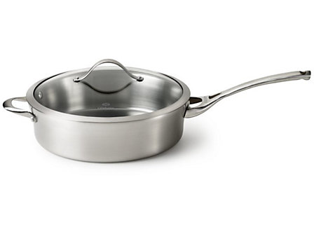Calphalon Contemporary Stainless 3-qt. Saute Pan