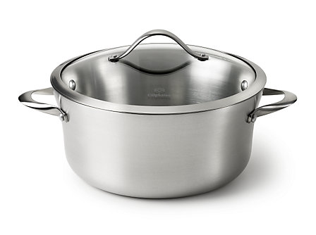 Calphalon Contemporary Stainless 6.5-qt. Soup Pot