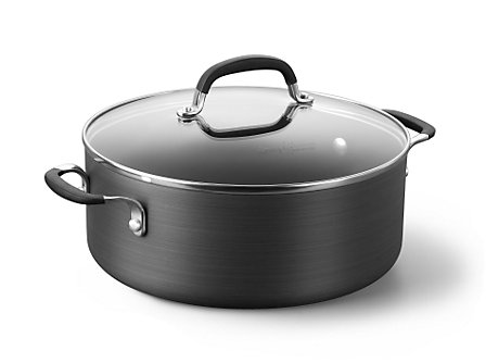 Simply Calphalon Nonstick 5-qt. Chili Pot