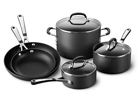 Calphalon Simply Calphalon Nonstick 8 Piece Set
