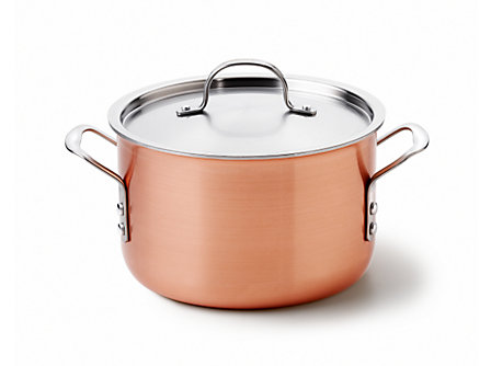 Calphalon Tri-Ply Copper 6 Qt. Sauce Pot
