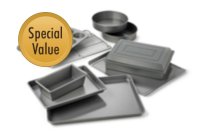Calphalon+Nonstick+Bakeware+10-pc.+Nonstick+Bakeware+Set