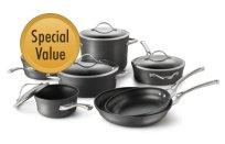 Calphalon+Contemporary+Nonstick+12-pc.+Cookware+Set