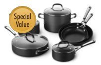 Simply+Calphalon+Nonstick+10-pc.+Cookware+Set