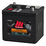 Group 1 6-Volt Commercial Battery