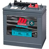 Group GC2 6-Volt Deep Cycle Golf Cart Battery