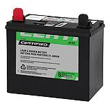 Certified U1 Utility Battery, 165 CCA
