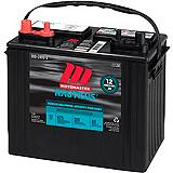 Batterie nautique, BCI 24, d�charge pouss�e