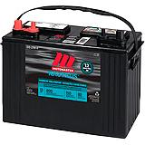 Batterie nautique, d�charge pouss�e, BCI 27