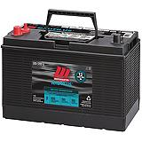 Batterie nautique d�charge pouss�e, BCI 31