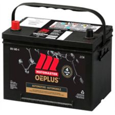 Motomaster eliminator automotive batteries canadian tire for Housse auto canadian tire