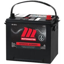 Motomaster automotive batteries canadian tire for Housse auto canadian tire