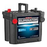 MotoMaster Eliminator Ultra Spiral Grid AGM Automotive Battery