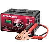 MotoMaster Battery Charger with 75A Engine Start