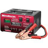 MotoMaster Battery Charger with 100A Engine Start