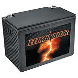 12V Eliminator Renewable Energy Deep Cycle Battery