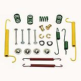Carlson Brake Drum Hardware Kit - Rear
