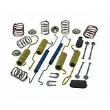 Carlson Brake Drum Hardware Kit - Front