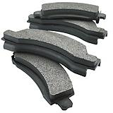 OE-Spec by Wagner Brake Pad Set - Rear