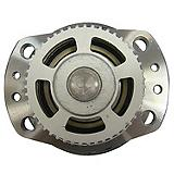 Certified Wheel Bearing And Hub Assembly - Rear