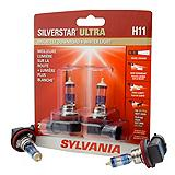 Sylvania Silverstar Ultra Halogen Headligh...