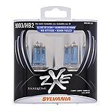 Sylvania ZXE Twin Halogen Headlight Bulbs