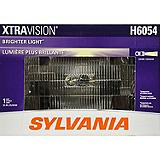 Xtravision Sealed Beams, H6054