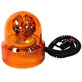 Revolving Magnetic Emergency Light, Amber