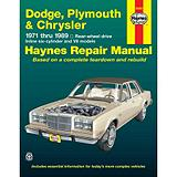 Haynes Automotive Manual, 30050