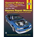 Haynes Automotive Manual, 38015