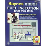 Haynes Techbook, injection d'essence