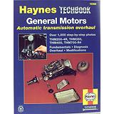 Haynes Techbook, transmission automatique GM