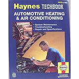 Haynes Techbook, Heating & A/C