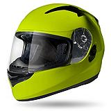 Origine Comp Hi Vis Yellow Motorcycle Helmet