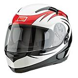 Casque de moto origine Comp Vitro