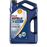 Shell Rotella T6 Synthetic Diesel Motor Oi...