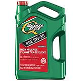 Quaker State Defy Higher Mileage Motor Oil, 5L