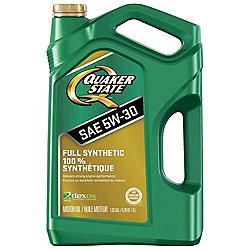 Canadian tire quaker state ultimate durability synthetic for Quaker state advanced durability motor oil review